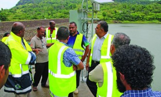 WAF Moves to Fix Discoloured Water Problem
