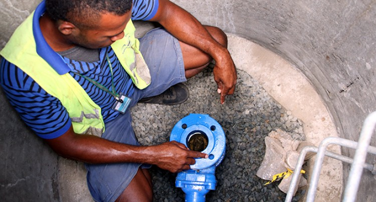 Theft of Air-Valves Hinders Progress of Water Projects in the West
