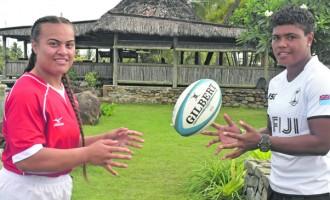 Nagasau Leads Fijiana XV