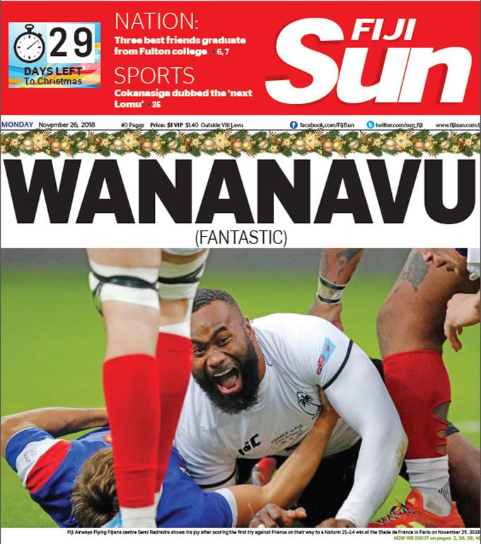 Wananavu