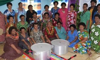 Group maximises donation of furniture, kitchen utensils