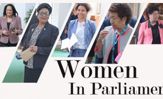 PICTORIAL: Our Women In Parliament Yesterday