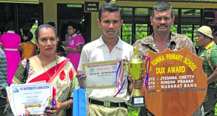 Vishal Proves Excelling In Sports, Studies Possible