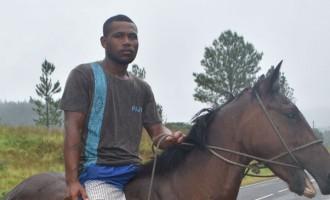 Two-Kilometre Horseback Ride To Cast Vote