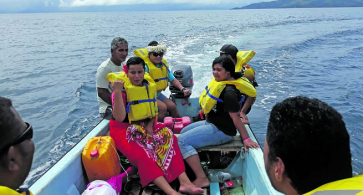 MSAF Conducts Safety at Sea Courses On Kioa Island