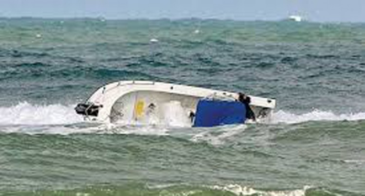 Farmer Dies In Boat Collision At Sea