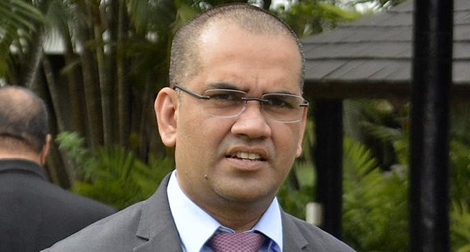 FRCS Chief Executive Visvanath Das