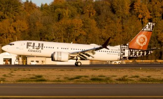 Fiji Airways, Boeing Working Closely On Delivery Of New Boeing 737 MAX 8