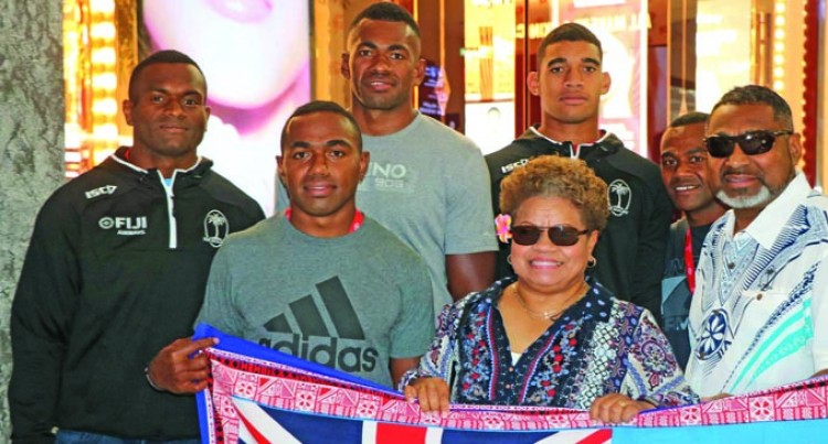 Fijiana 7s Lose Opener