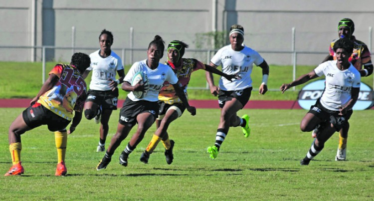 Fijiana Big Win, Samoa Next