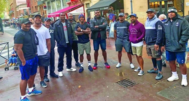 Scots Wary Of Fijians