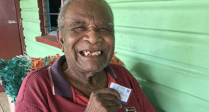 Fiji Votes: Voting close to home becomes convenient for senior citizens