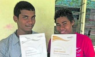 Wainiqolo's Dream-Big Plans Earn Her Duke Of Edinburgh Global Award