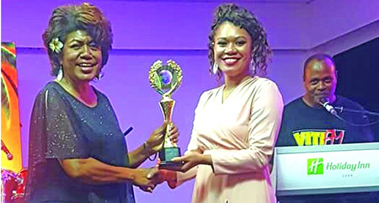 Vude Queen Recognised For Contribution To Music