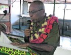 Capt Cikaitoga Addresses Ceremony For Prophet Muhammad's Birthday