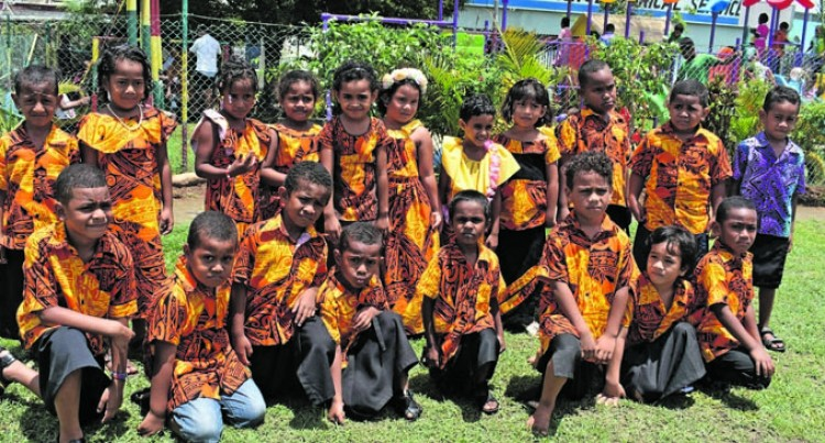 96 Graduate From Namaka Kindergarten