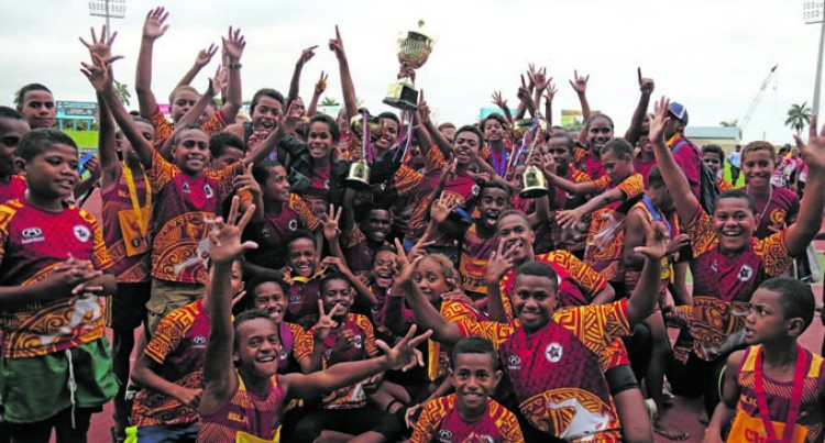 Lautoka Boys Finish On Top