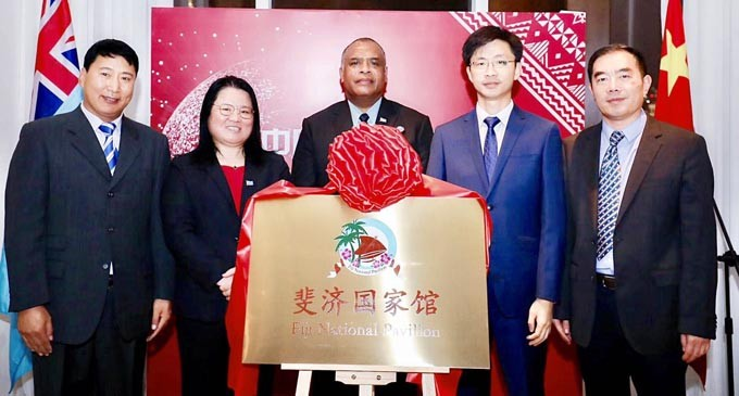 Fiji National Pavilion Launched In Shanghai