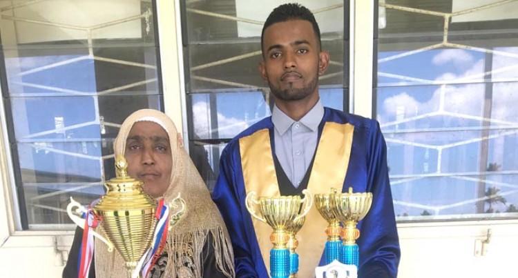 Rikiyaz Ali Wants To Build Hospitals For Fiji