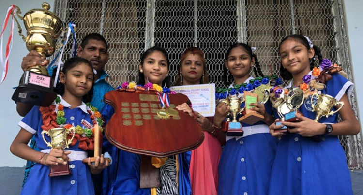 4 Sisters Get Top Academic Prizes