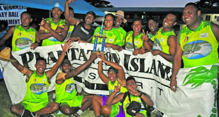 Plantation, Recovery Top Hotel Volleyball Comp