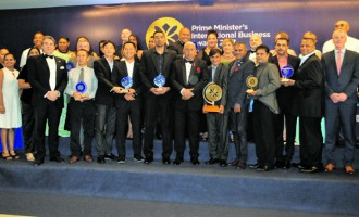 Next: Prime Minister's International Business Awards Announced November 24