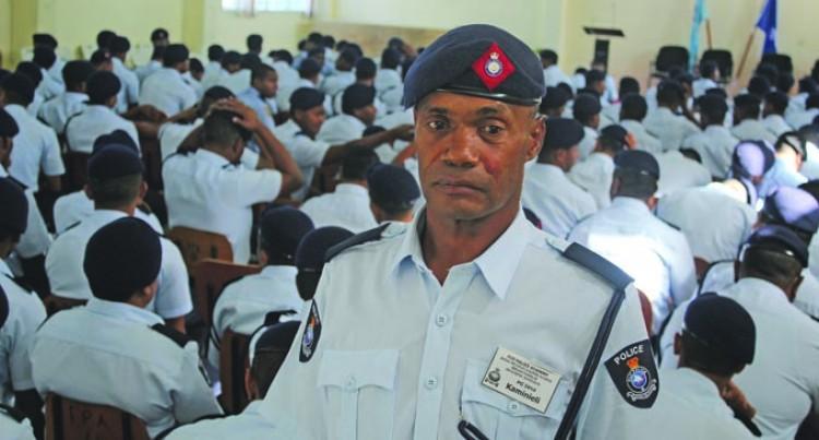Kaminieli's 27-Year Wait To Join Regular Force