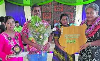 Dux Credits Mum For Helping Her Overcome Panic, Pressures