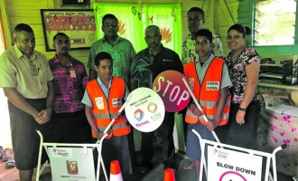 Road Safety Gear Boost For Two Schools