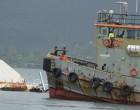 Salvage Begins For Sunken Vessel At Suva Harbour