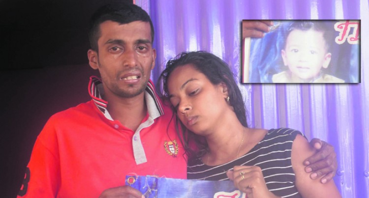 Mum, Dad Hold Out Hope For Missing Son