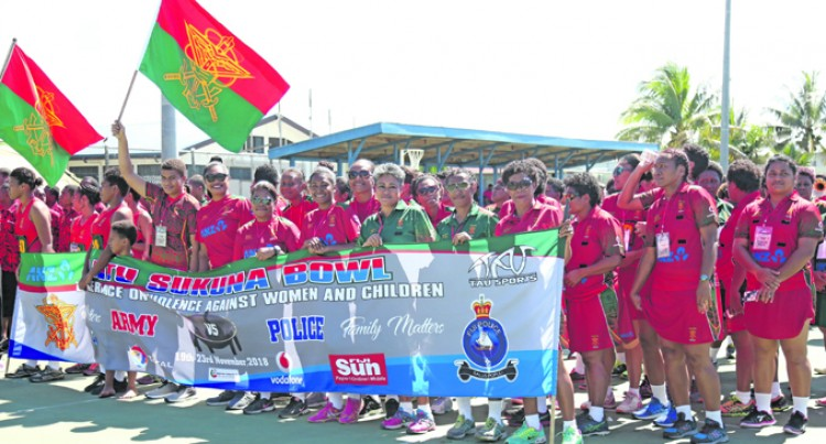 Ratu Sukuna Bowl Challenge Gets Underway
