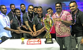 SUN Boys Top Futsal Comp