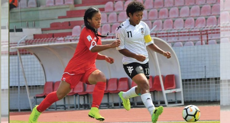 12-0! Fijian Women Qualify For Semis