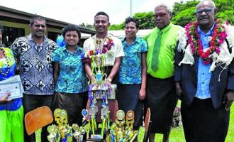 Dux Solomone Wins it For Struggling Parents