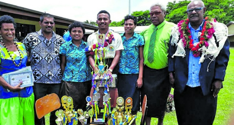 Dux Solomone Wins it For Struggling Parents