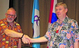 Swire, USP Look at Ships For Island