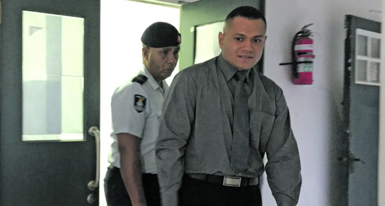 Court: Vakarisi pleads not guilty