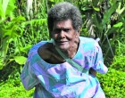 Verenaia, 79, Braves Long-Walk To Vote
