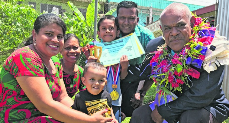 Ritvik Chand Shows Way,  Gets 100pc in iTaukei Studies