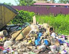 Uncollected Rubbish Irks Residents