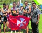 10 Medals For Wallis & Futuna