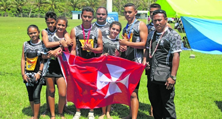 10 Medals For Wallis & Futuna