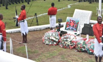 Remembering Our Fallen Soldiers In Labasa