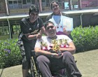 Wheelchair-Bound Student Tops Year 9 Awards