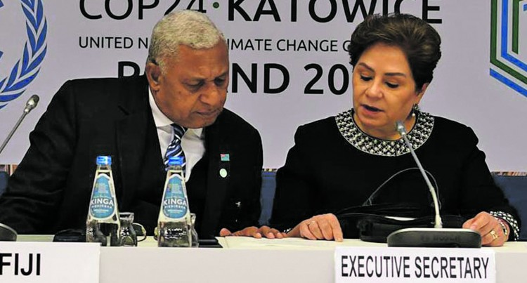 PM Calls For Urgent Focus On Climate Adaptation Fund
