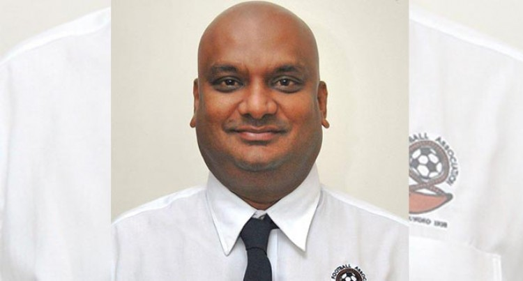 Reddy Suspended By Fiji FA