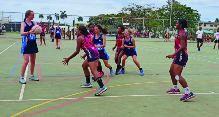 44 Teams At Big Netball Festival