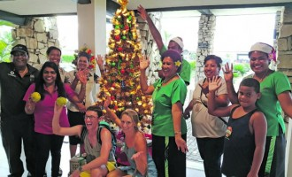 Naviti Resort Event Signifies Family Togetherness