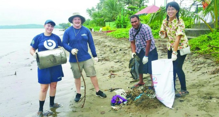 Coast Guard Cutter Munro Conducts Community Service
